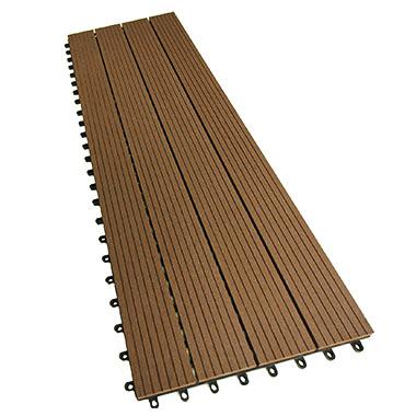 Sàn vỉ ngoài trời Ecowood 300*900*22mm