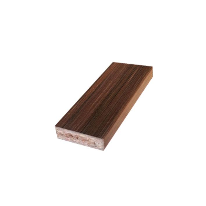 Xương lót liên kết tấm ốp Ecowood 30*8mm