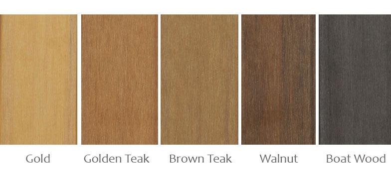 Tấm ốp trần, tường Ecowood 2 lớp 115*16mm